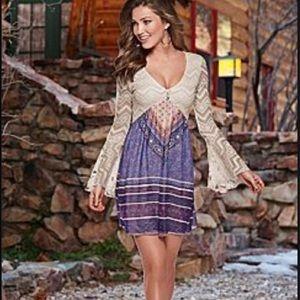 Venus Boho Lace Dress